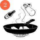 Рецепты шефов: Грудки голубя с орехами кешью и полентой. Изображение № 5.