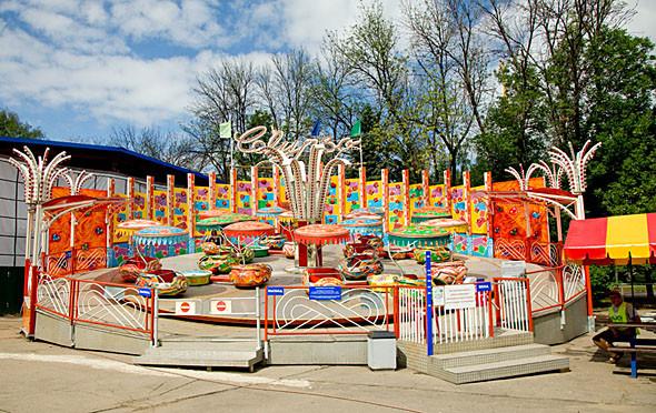 Карусель-карусель: 6 московских парков аттракционов. Изображение № 16.