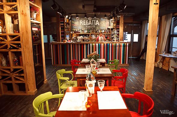 Новое место (Петербург): Ресторан Regatta. Изображение № 17.