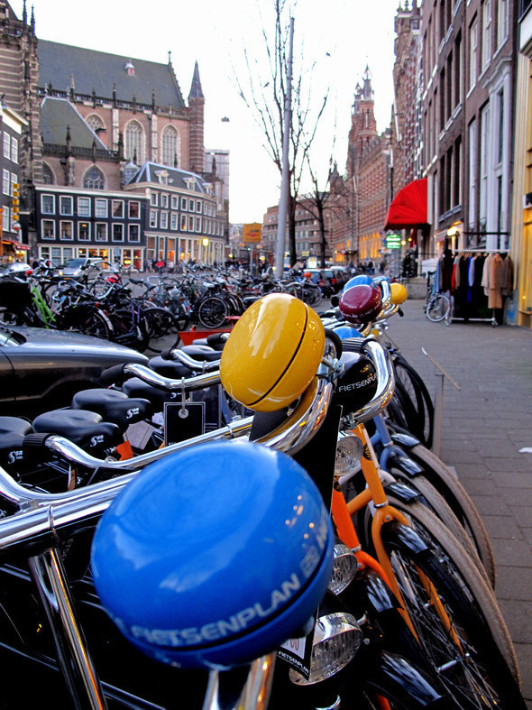 велосипед можно взять и напрокат. Изображение № 4.