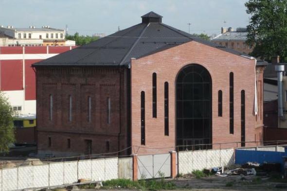 На Лиговском проспекте появятся два новых молла. Изображение № 8.