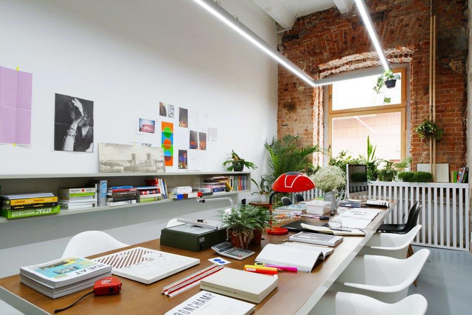 Офис архитектурного бюро Crosby Studios площадью 25 квадратных метров. Изображение № 3.