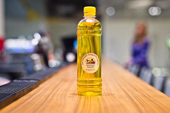 Кунжутное масло с фермерского рынка — 590 р. за литр. Изображение № 3.