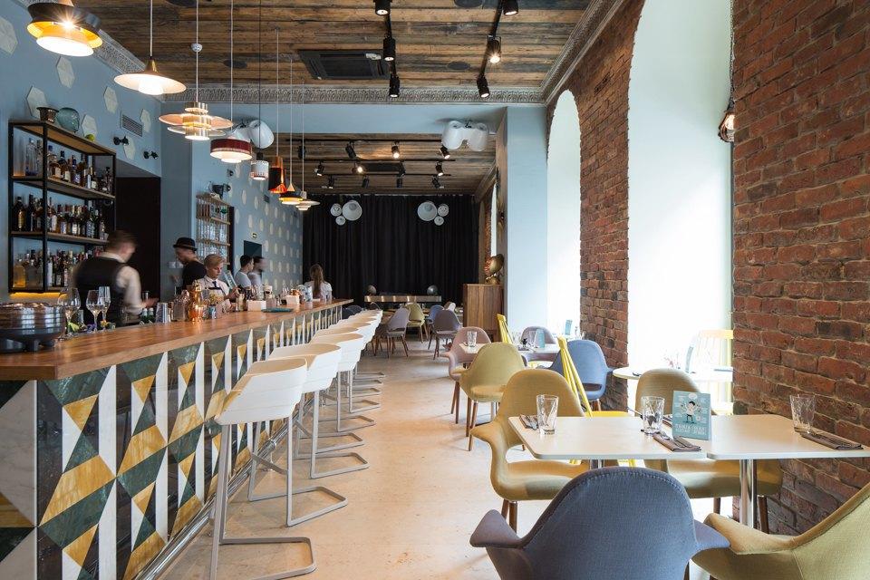 Ресторан-бар Lombard на Садовой . Изображение № 1.