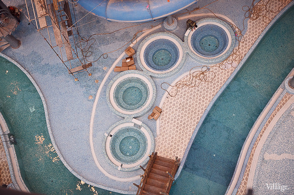 Фоторепортаж: Аквапарк Piterland изнутри. Изображение № 30.