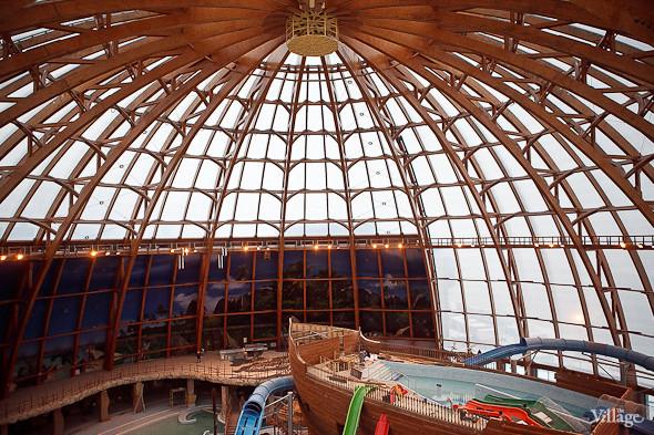 Фоторепортаж: Аквапарк Piterland изнутри. Изображение № 27.
