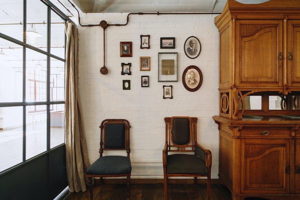 «Студия театрального искусства» вздании бывшей фабрики. Изображение № 11.
