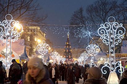Новогодние ярмарки и маркеты Петербурга. Изображение № 3.