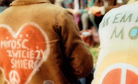 Кадр из фильма «Ритмы свободы» режиссера Войцеха Слота и Лешека Гнойньского. Польша, 2010 год. Изображение № 1.