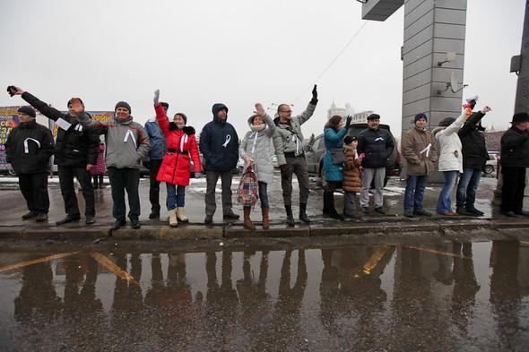Близкое окружение: Участники акции «Белый круг» о проблемах Москвы. Изображение № 20.