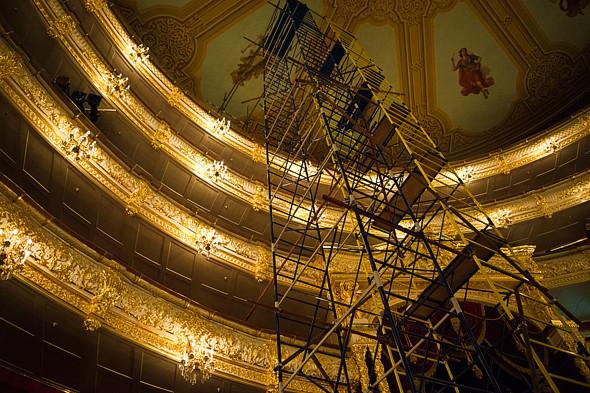 Программа-максимум: Реконструкция Большого театра. Изображение № 3.