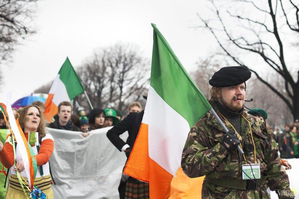 Люди в городе: Участники парада вчесть Днясвятого Патрика. Изображение № 6.