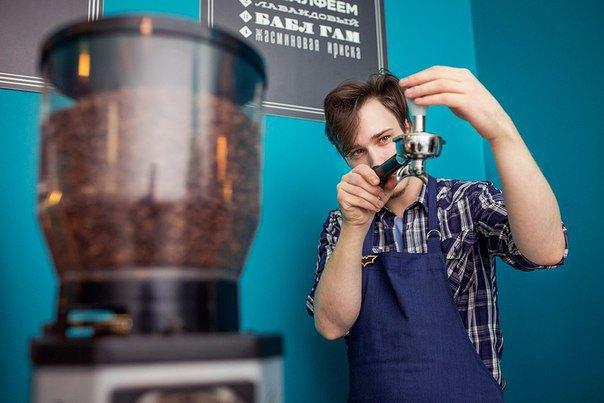 Кофейня Double B откроется в «Ткачах» 1 февраля. Изображение № 2.