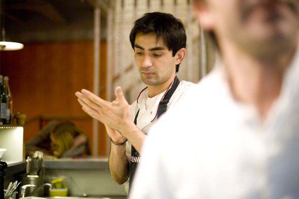 Изображение 41. Фоторепортаж с кухни: Ресторан «Бонтемпи».. Изображение № 54.