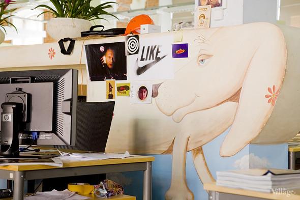 Офис недели: Instinct. Изображение № 13.