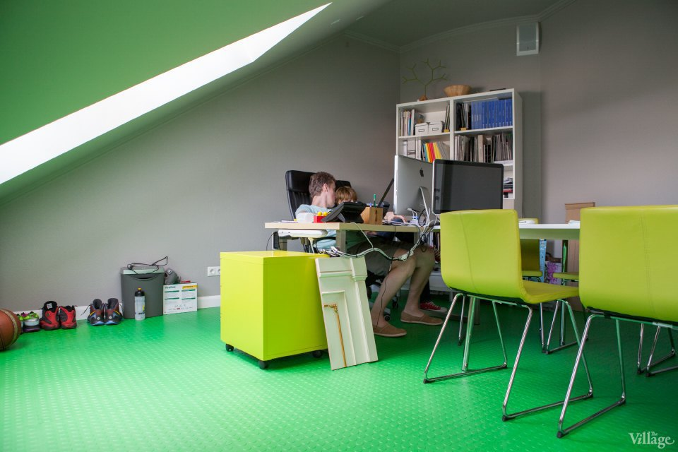 Интерьер недели (Москва): Студия «Дизайн в кубе». Изображение № 19.