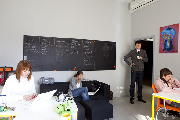 Офис недели (Москва): Рекламное агентство Grape. Изображение № 18.