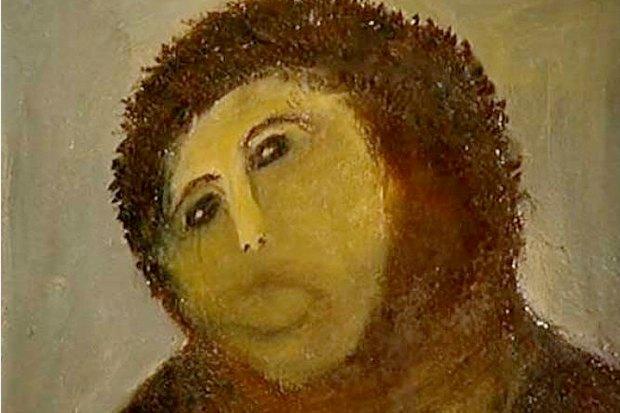 «Пушистый Иисус» фактически создал бренд испанского города Борха и привлёк тысячи туристов. Изображение № 6.