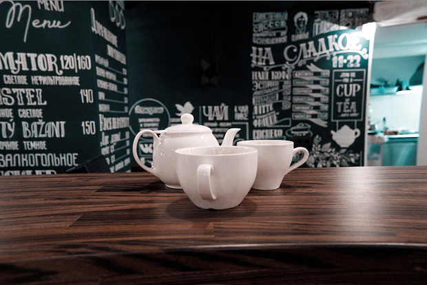 На фудкорте «Владимирского пассажа» открылось кафе The Greenery . Изображение № 1.