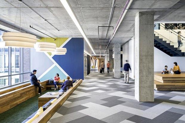 Новые подходы корганизации офисного пространства. Изображение № 27.