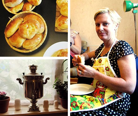 Время есть: репортаж с кулинарного мастер–класса Samovar Cuisine Club. Изображение № 3.