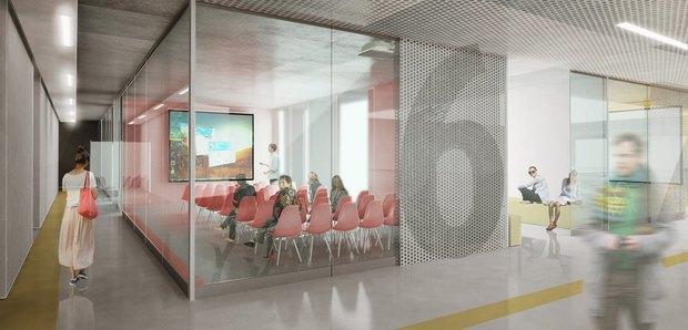 В кинотеатре «35 мм» началась реконструкция. Изображение № 2.