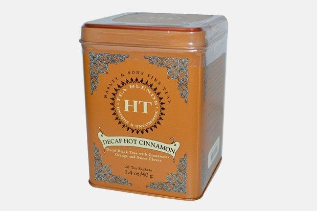 Чай без кофеина с корицей Harney & Sons, 480 рублей. Изображение № 6.