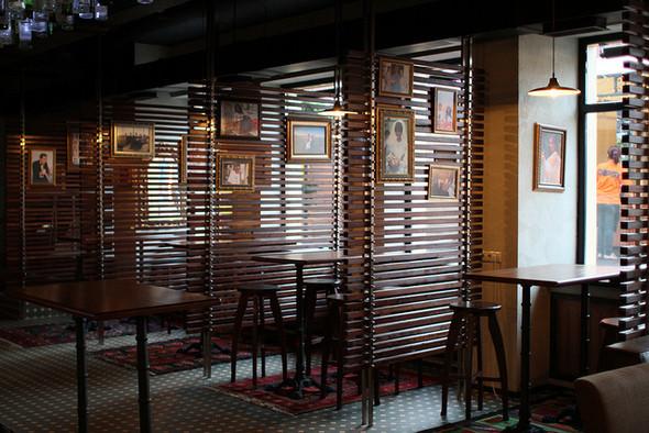 Изображение 11. На «Красном Октябре» открылся бар-ресторан Gipsy.. Изображение № 6.