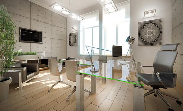 Проект офиса в стадии строительства.. Изображение № 22.