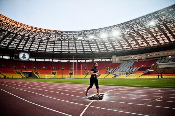 Бег с ними: В Москве прошел марафон Run Moscow. Изображение № 19.
