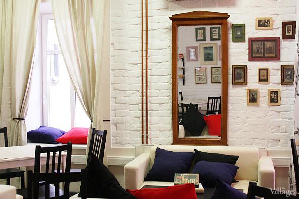 В Петербурге открывается кафе, где посетители платят за время. Изображение № 3.