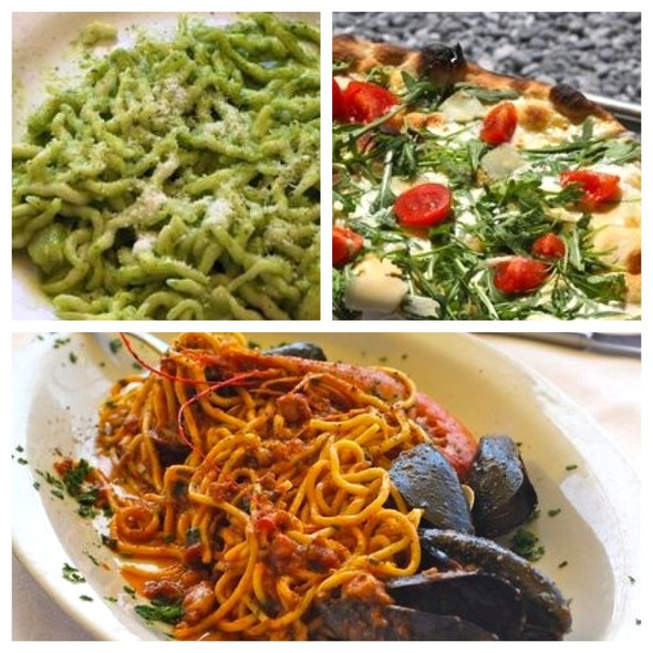 Шедевры итальянской кухни. Изображение № 16.
