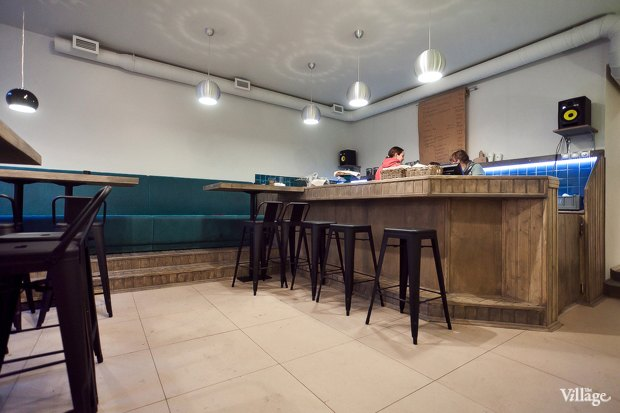Новое место (Петербург): Кофейня Smalldouble. Изображение № 3.