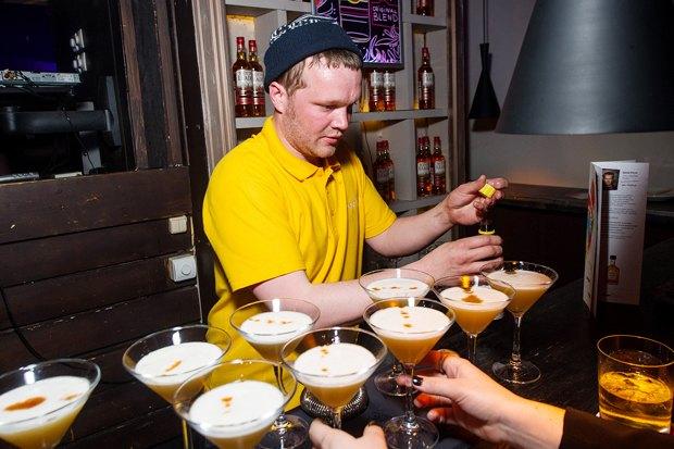 Интервью: Создатели лондонского бара Trailer Happiness — о барной культуре. Изображение № 15.