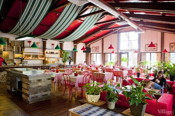 Новое место: Ресторан «Меркато». Изображение № 10.