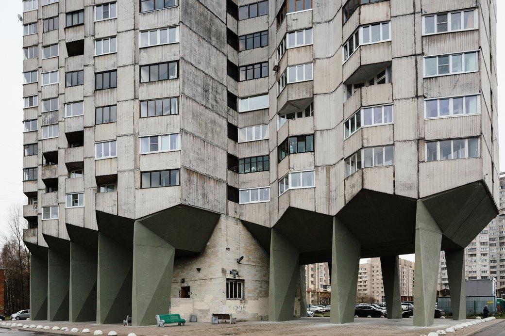 Я живу в доме «на курьих ножках» на«Приморской» (Петербург). Изображение № 7.