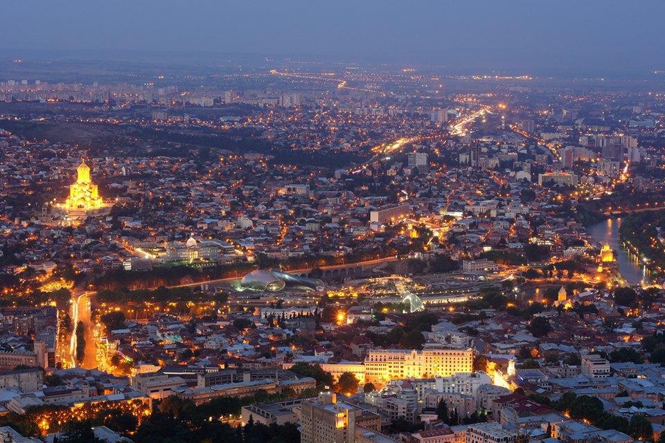 3 прогулочных маршрута по Тбилиси . Изображение № 74.
