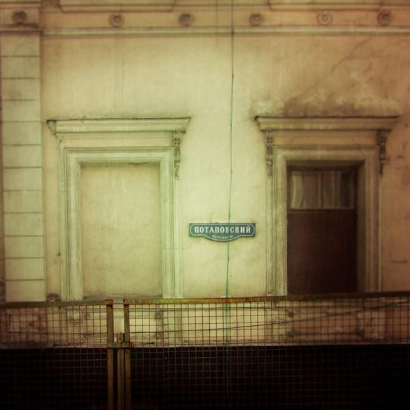 В зоне риска: Палаты Гурьевых в Потаповском переулке. Изображение № 4.