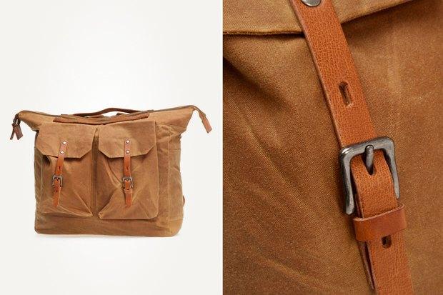 Где купить мужскую сумку: 9вариантов отодной до56тысяч рублей. Изображение № 8.