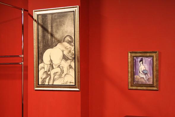 Изображение 40. На Новом Арбате открылся музей эротического искусства.. Изображение № 34.