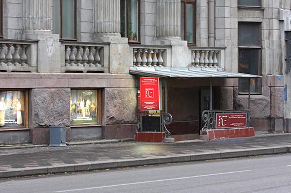 Фотография: театр «Остров». Изображение № 1.
