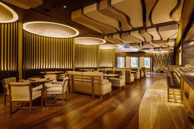 В Москве открылся второй ресторан Nobu. Изображение № 2.