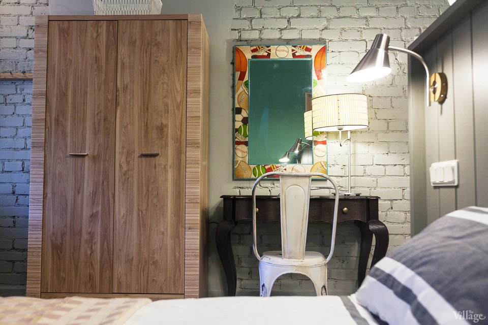 Интерьер недели (Петербург): Апартаменты Gogol Mogol. Изображение № 11.