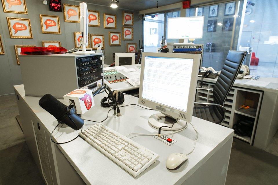 Офис радиостанции «Серебряныйдождь». Изображение № 18.