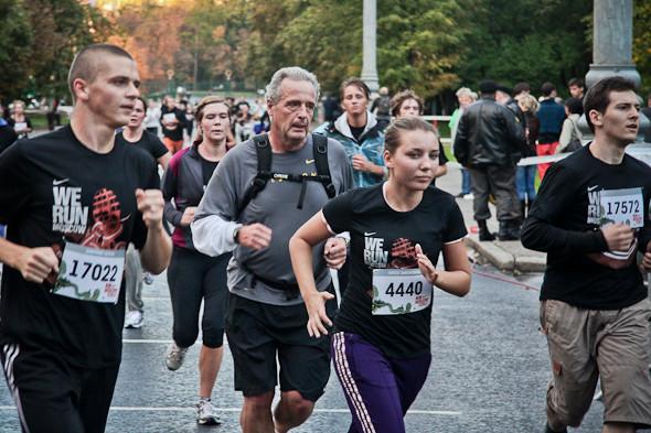 Бег с ними: В Москве прошел марафон Run Moscow. Изображение № 13.