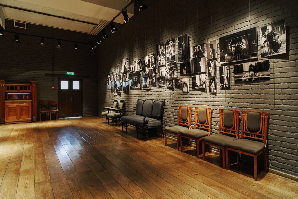 «Студия театрального искусства» вздании бывшей фабрики. Изображение № 20.
