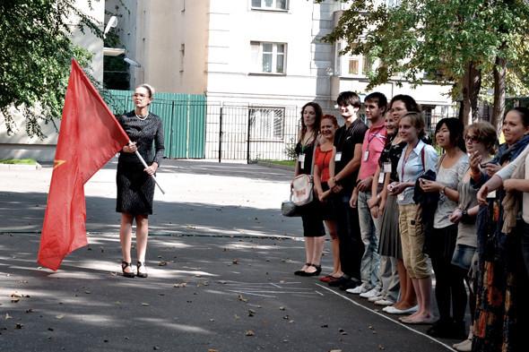 Ленин — гид: Экскурсия по советской Москве. Изображение № 9.