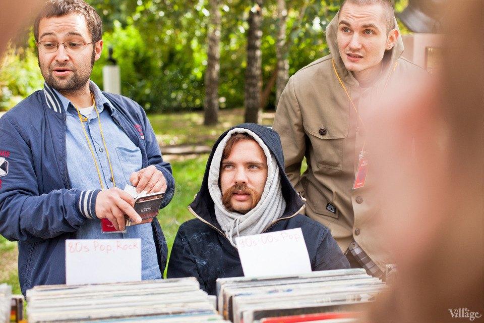 Люди в городе: Москвичи на фестивале Bookmarket. Изображение № 35.