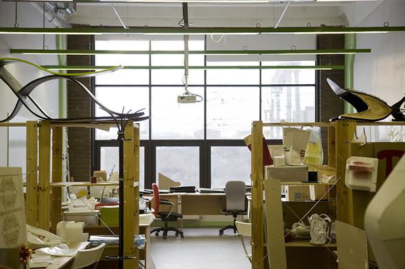 Изображение 37. Новое Место: Британская высшая школа дизайна.. Изображение № 36.