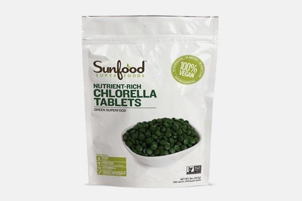 Хлорелла в таблетках Sunfood, 2 400 рублей. Изображение № 10.